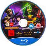 Kick-Ass 2 (2013) R2 German Blu-Ray Label