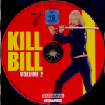 Kill Bill: Vol. 2 (2004) R2 German Blu-Ray Label