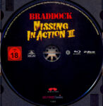 Braddock: Missing in Action 3 (1988) R2 German Label