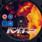 Mission: Impossible 2 (2000) R2 German Blu-Ray Label