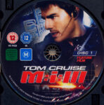 Mission: Impossible 3 (2006) R2 German Blu-Ray Labels