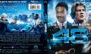 48 Hrs. (1982) R1 Custom Blu-Ray Cover