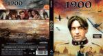 1900 (1977) R2 German Blu-Ray Cover & label