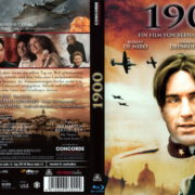 1900 (1977) R2 German Blu-Ray Cover & label
