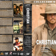 Christian Bale Collection – Set 3 (2004-2007) R1 Custom Covers
