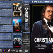 Christian Bale Collection – Set 4 (2009-2013) R1 Custom Covers
