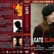 Cate Blanchett Collection – Set 3 (2006-2008) R1 Custom Covers