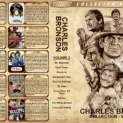 Charles Bronson Collection - Volume 2 (1974-1979) R1 Custom Cover