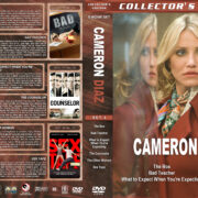 Cameron Diaz Collection - Set 3 (2009-2014) R1 Custom Covers