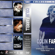 Colin Farrell Collection - Set 2 (2004-2008) R1 Custom Covers