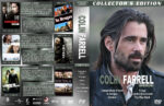 Colin Farrell Collection – Set 3 (2007-2010) R1 Custom Covers