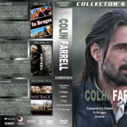 Colin Farrell Collection - Set 3 (2007-2010) R1 Custom Covers