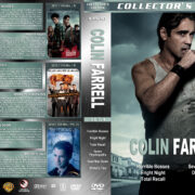 Colin Farrell Collection - Set 4 (2011-2014) R1 Custom Covers