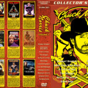 Chuck Norris Collection – Volume 1 (1977-1986) R1 Custom Cover