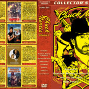 Chuck Norris Collection – Volume 2 (1986-1996) R1 Custom Cover