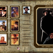 Clint Eastwood Western Collection (10) (1964-1985) R1 Custom Cover