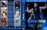 Channing Tatum Collection – Set 2 (2011-2013) R1 Custom Covers