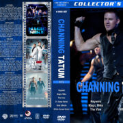 Channing Tatum Collection – Set 2 (2011-2013) R1 Custom Covers