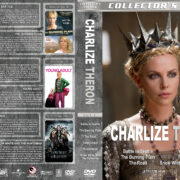 Charlize Theron Collection – Set 3 (2008-2012) R1 Custom Covers