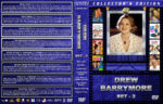 Drew Barrymore Collection – Set 2 (1995-2001) R1 Custom Cover