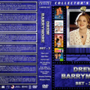 Drew Barrymore Collection - Set 2 (1995-2001) R1 Custom Cover