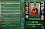 Drew Barrymore Collection – Set 4 (2007-2014) R1 Custom Cover