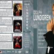 Dolph Lundgren: A Film Collection - Set 1 (1987-1991) R1 Custom Covers