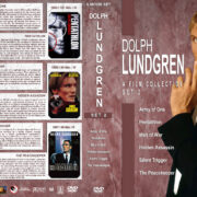 Dolph Lundgren: A Film Collection - Set 2 (1993-1997) R1 Custom Covers