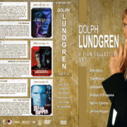 Dolph Lundgren: A Film Collection – Set 3 (1998-2000) R1 Custom Covers