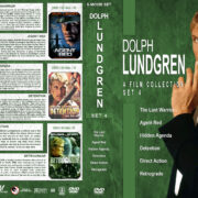 Dolph Lundgren: A Film Collection – Set 4 (2000-2004) R1 Custom Covers