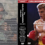 The Dolph Lundgren Collection – Volume 1 (1985-1994) R1 Custom Cover
