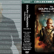 The Dolph Lundgren Collection - Volume 3 (2001-2009) R1 Custom Cover