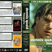 Dennis Quaid Filmography – Collection 1 (1977-1980) R1 Custom Covers
