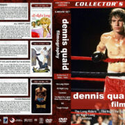 Dennis Quaid Filmography - Collection 2 (1980-1983) R1 Custom Covers