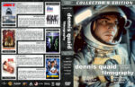 Dennis Quaid Filmography – Collection 3 (1983-1987) R1 Custom Covers