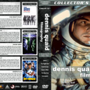 Dennis Quaid Filmography - Collection 3 (1983-1987) R1 Custom Covers