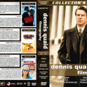 Dennis Quaid Filmography - Collection 4 (1987-1990) R1 Custom Covers