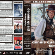 Dennis Quaid Filmography – Collection 8 (2004-2006) R1 Custom Covers