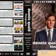 Dennis Quaid Filmography – Collection 11 (2012-2015) R1 Custom Covers