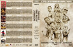 """Dwayne """"The Rock"""" Johnson Collection – Set 1 (2001-2005) R1 Custom Covers"""
