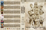 """Dwayne """"The Rock"""" Johnson Collection – Set 2 (2005-2009) R1 Custom Covers"""