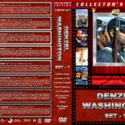 Denzel Washington Collection - Set 1 (1981-1989) R1 Custom Cover