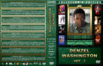 Denzel Washington Collection – Set 2 (1990-1995) R1 Custom Cover