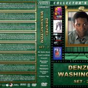 Denzel Washington Collection - Set 2 (1990-1995) R1 Custom Cover