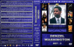 Denzel Washington Collection – Set 3 (1995-1999) R1 Custom Cover