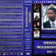 Denzel Washington Collection - Set 3 (1995-1999) R1 Custom Cover