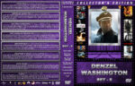 Denzel Washington Collection – Set 5 (2006-2012) R1 Custom Cover