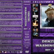 Denzel Washington Collection - Set 5 (2006-2012) R1 Custom Cover