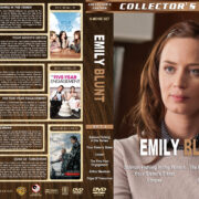 Emily Blunt Collection – Set 2 (2011-2014) R1 Custom Covers
