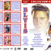Elvis Collection (8) (1958-1967) R1 Custom Cover